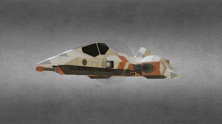 Vulture MK1 3D Model