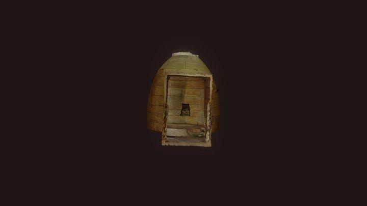 Thracian tomb 3D Model