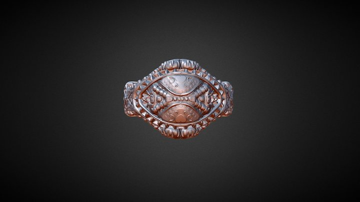 My First Ring 3D Model