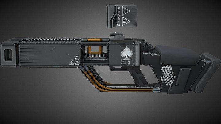 Ace-DR 3D Model