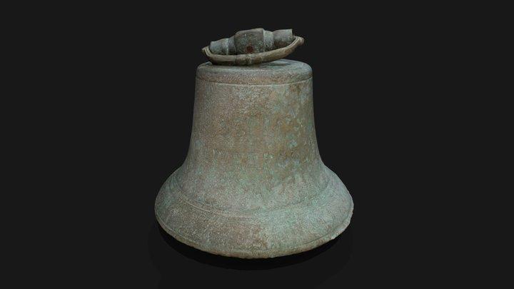 SE2720 - Sepia Bell 3D Model
