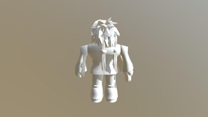 Yuno Gasi 3D Model