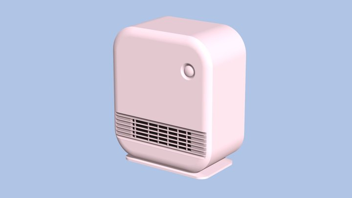 Toyotomi heater 3D Model