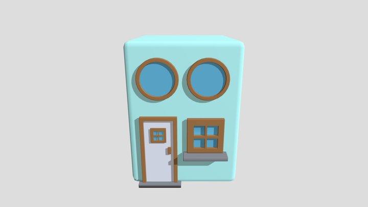 Cosy little house 3D Model