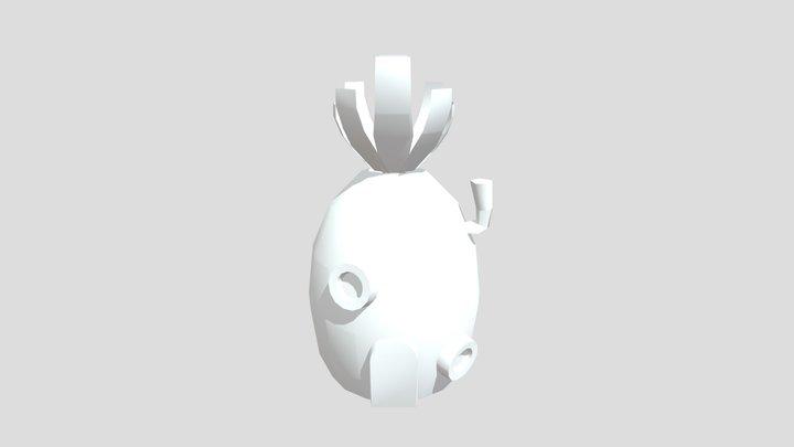 Pineap 3D Model