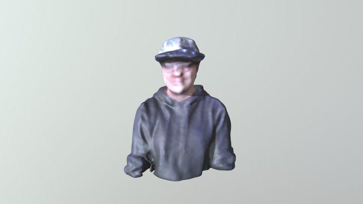 Lauren 3D Model