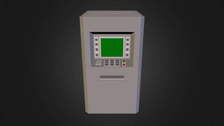 Terminal CRPG 3D Model