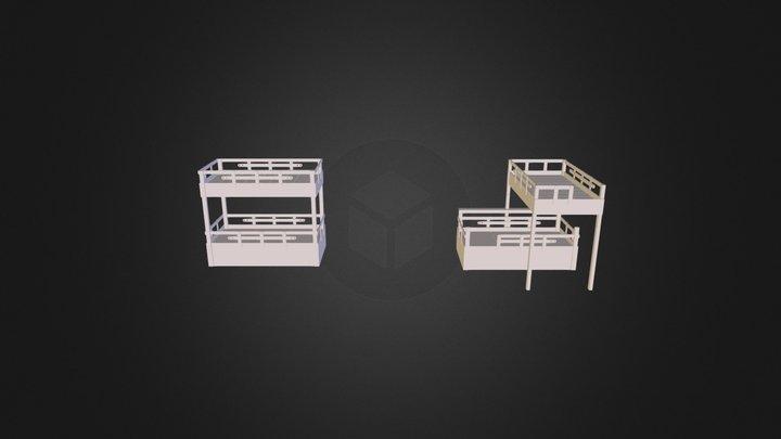 Hyunsi Room 3D Model