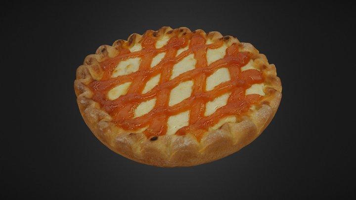 Sweet pie \ Сладкий пирог 3D Model