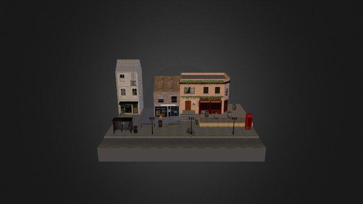 CityScene London 3D Model