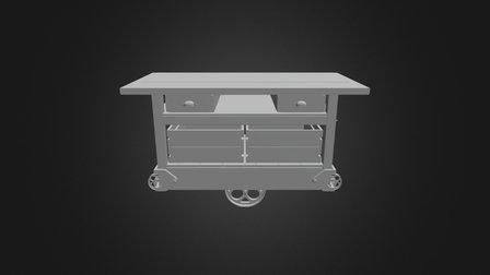 GPF3 WK_01 High res 3D Model