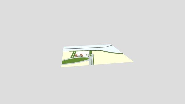 Santelmo Prueba Comunal 3D Model