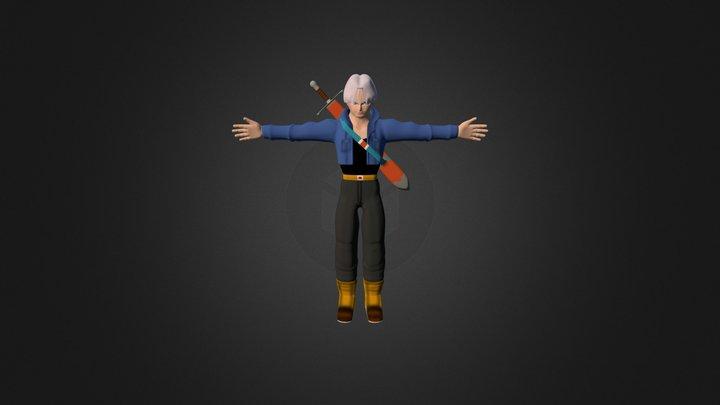 Trunks 3D Model