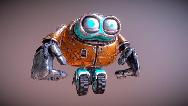 Charbot 3D Model