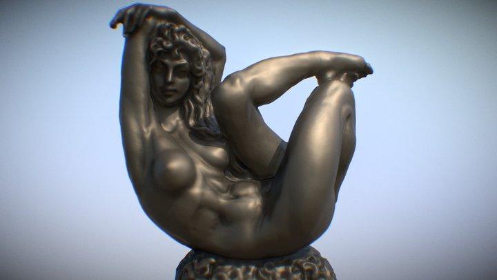 "Sculpture scan ""Revival"" 3D Model"