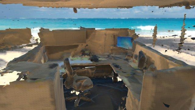 Colin Desk 3D Model