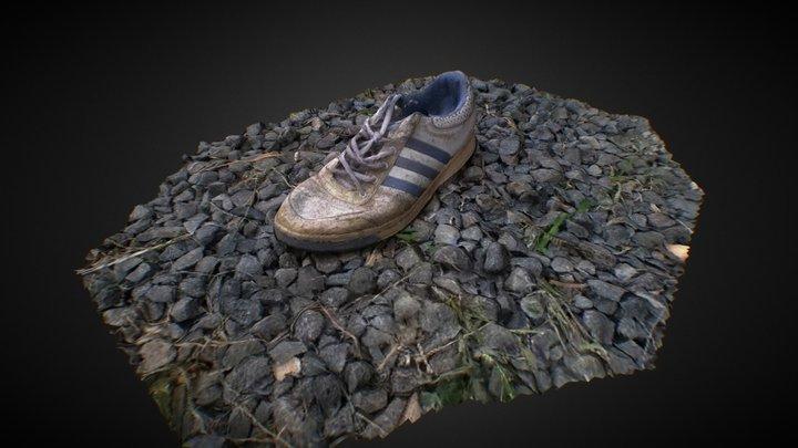 Sepatu 3D Model
