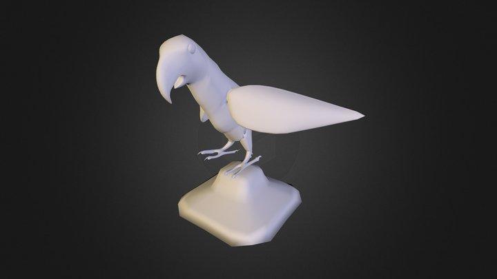 Dat Parrot 3D Model
