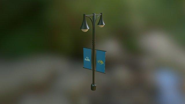 Lamp04 3D Model