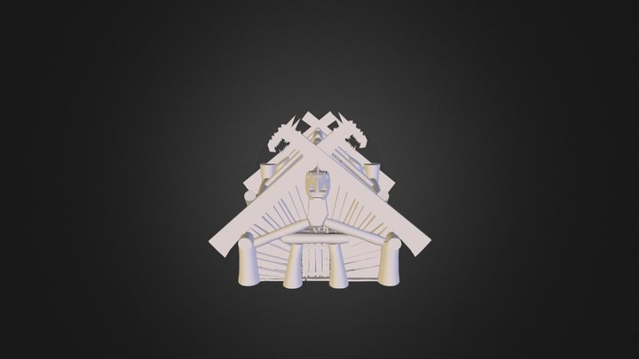 Vicking home 3D Model