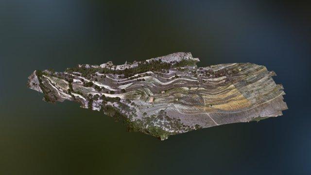 Drone photogrametry / Fotogrametría con drón 3D Model