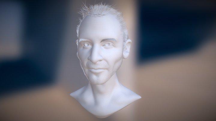 Alejandro Valverde_base 3D Model