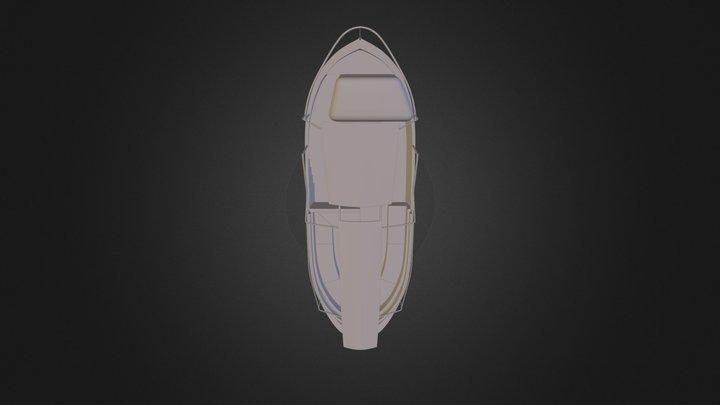 Stateczek1_Tomasz_Sk 3D Model