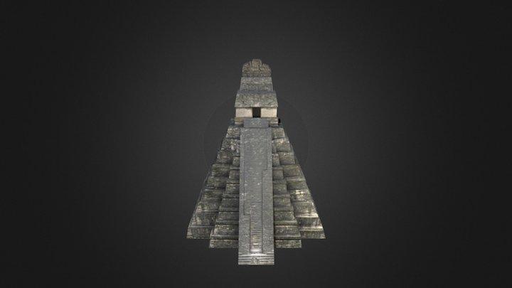 Tikal (Guatemala) 3D Model