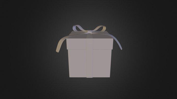 Gift-box 3D Model