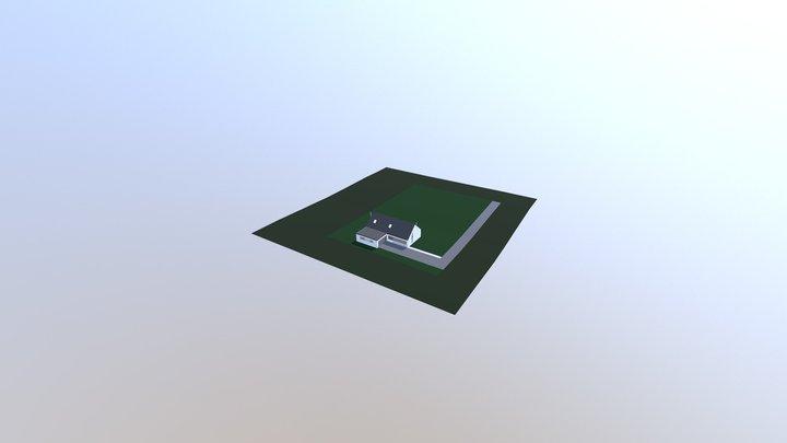 201803 ML Wegrzce Wielkie V4 3D Model