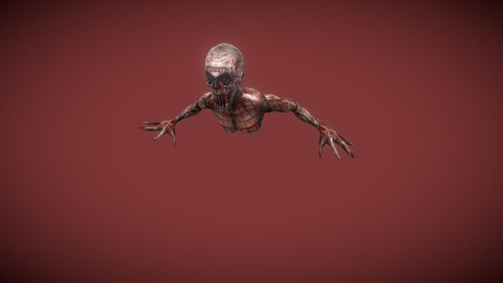 Ghost ground 3D Model
