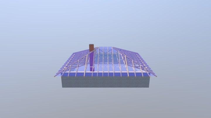 Dobrzejewice 3D Model