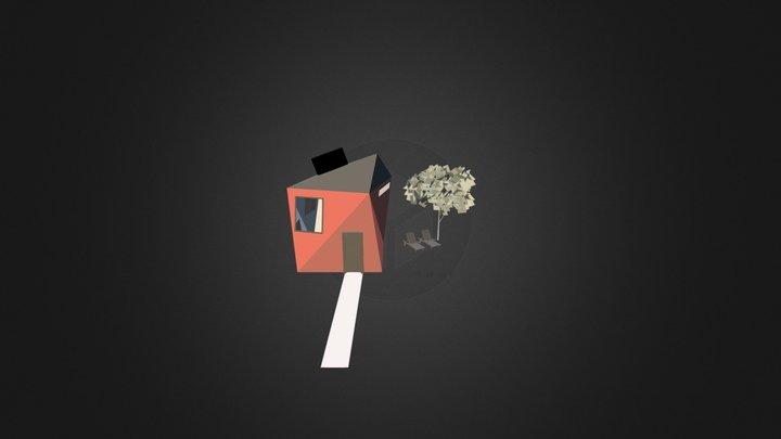 3d-house 3D Model