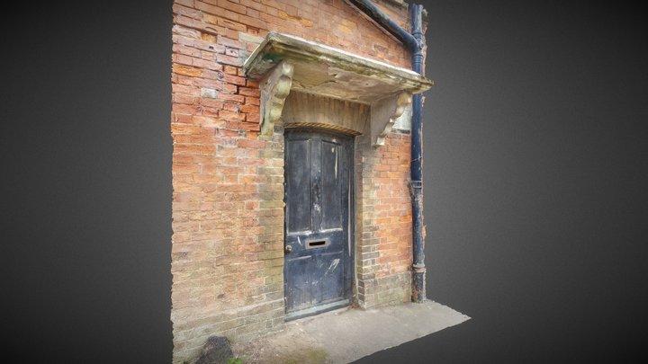 Wells Old Station 3D Model