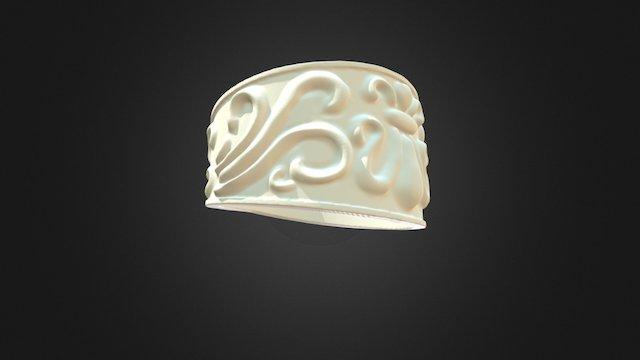 Ring - Vikings 3D Prophecy - Episode 18 3D Model