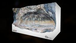 ARTE RUPESTRE_Abrigo de Manolo Vallejo 3D Model