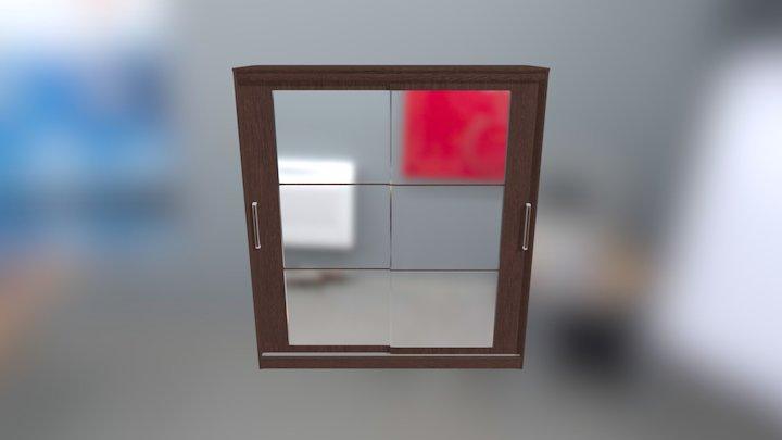 KOMFORT 12(venge,pryamue zerkala) 3D Model