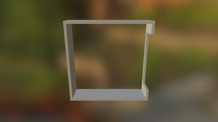 Base3 3D Model