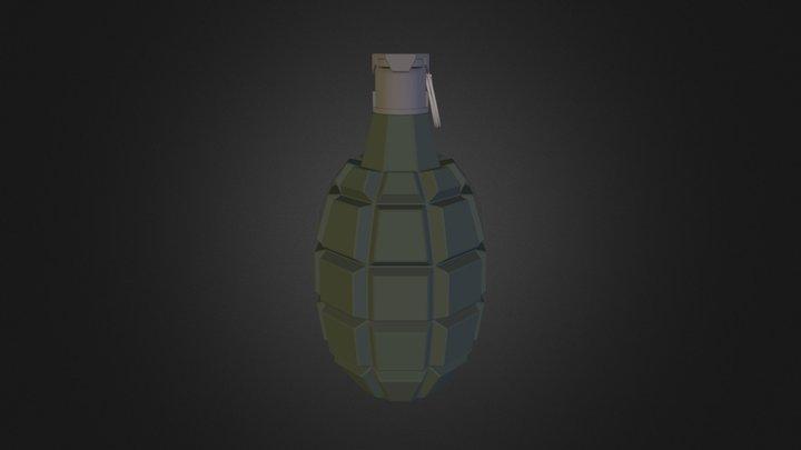 Frag 3D Model