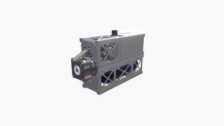 ST 25 3D Model
