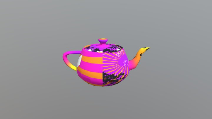 1075448075 方思棋 3D Model