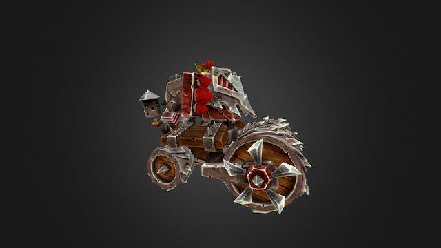 Goblin Crushinator 3D Model