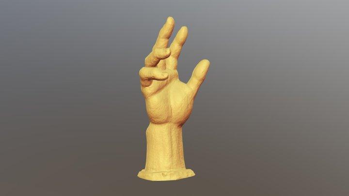 Mano 3D Model