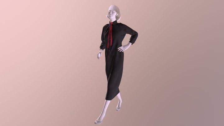 Marvelous Designer #3 3D Model