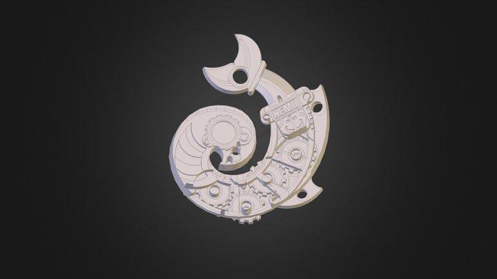 gearhook 3D Model