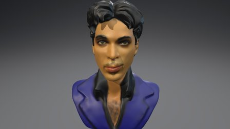 Prince-low 3D Model