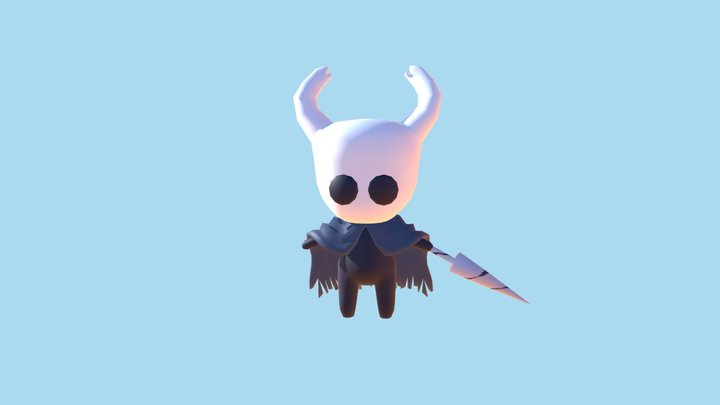 Hollow Knight - VR Chat - Free Download 3D Model