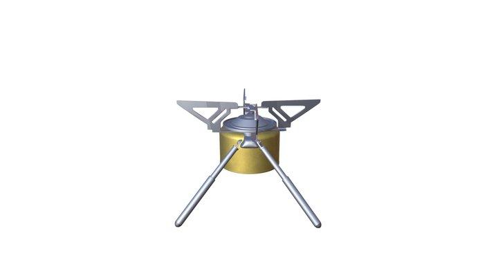 stove1 3D Model