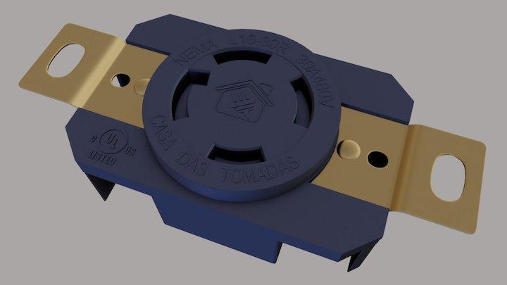 CASA DAS TOMADAS    L16-30R 3D Model