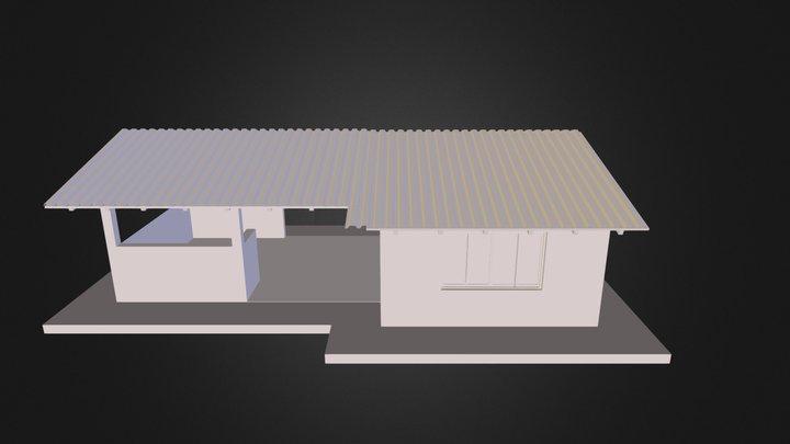 vivienda  3D Model